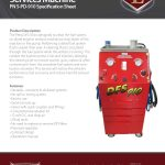 Petra PDFS910_Diesel System Fuel Service