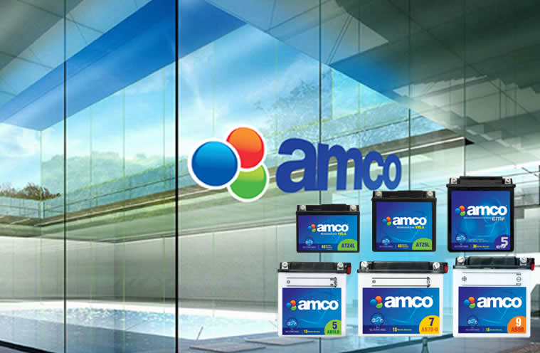 Amco Batteries