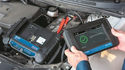 Automotive Battery Management
