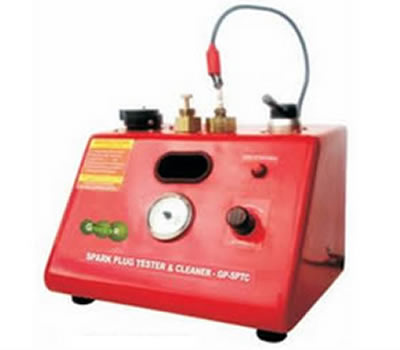 Spark Plug tester and Cleaner